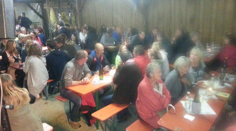(2) Weinfest Salching Partyband Hubert-live Bayern