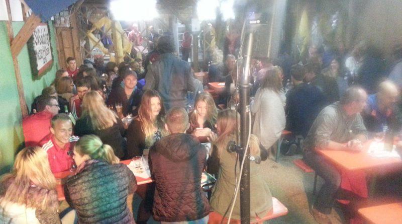 Weinfest Salching Partyband Hubert-live Bayern