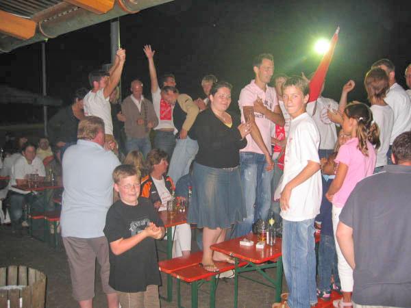 Partyband Hubert-live Straubing-Bogen
