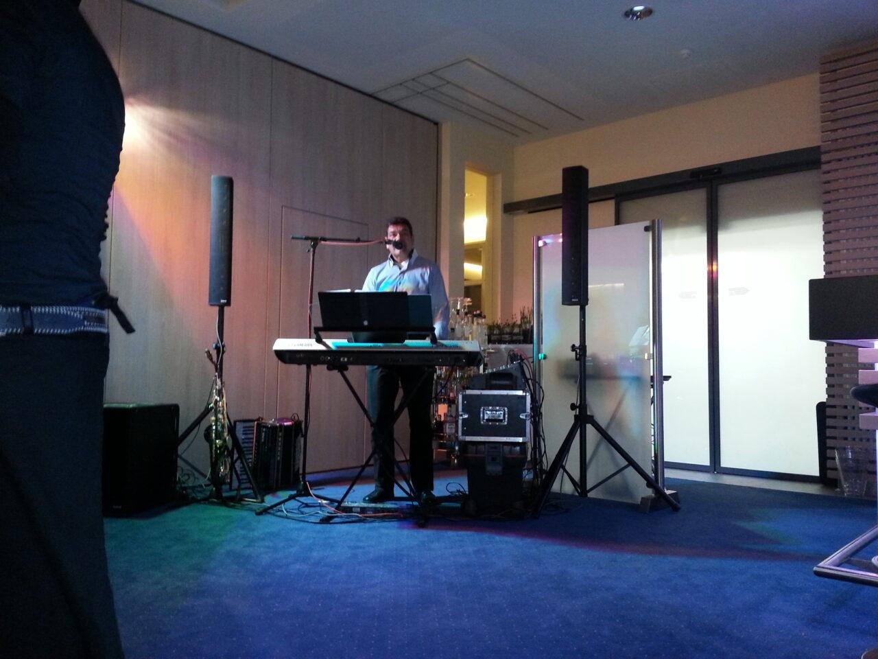 Gala Alleinunterhalter Hubert-live Straubing