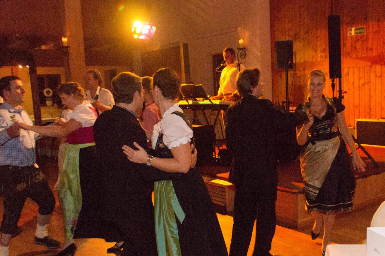 Hochzeit Alleinunterhalter Hubert-live Straubing