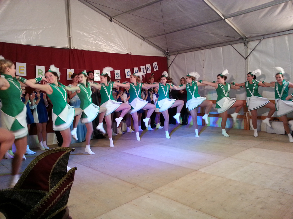 Faschingsgaudi Partyband Hubert-live Bayern