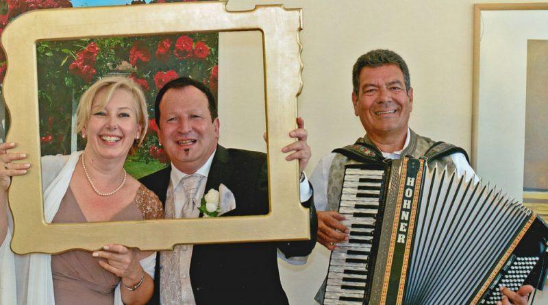 Hochzeitsmusiker Hubert