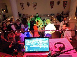 Hochzeits-DJ Hubert-live