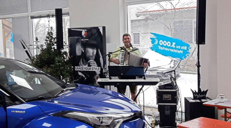 Firmenevent Autohaus-Schober Velden