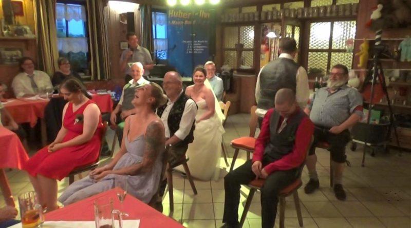 Hochzeitsspiel Hochzeitskutsche