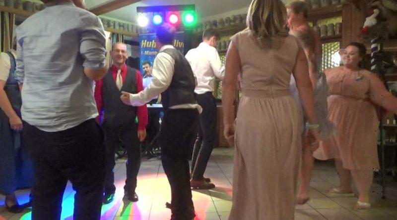 Hochzeitsparty Stimmung Tanz