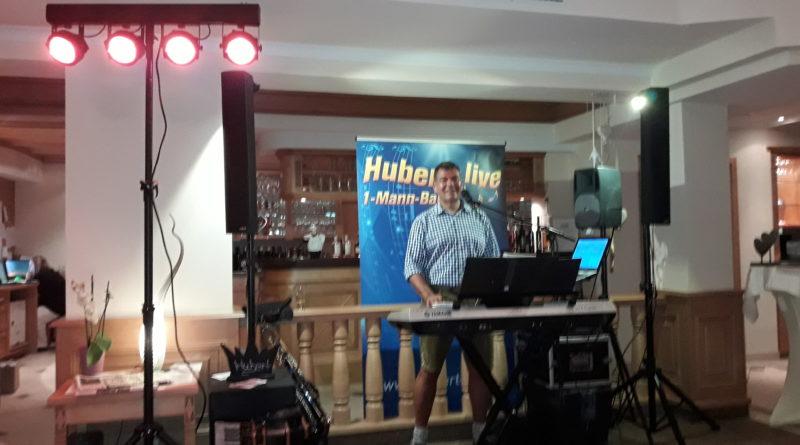 Hotel Hammerhof Bodenmais Musiker
