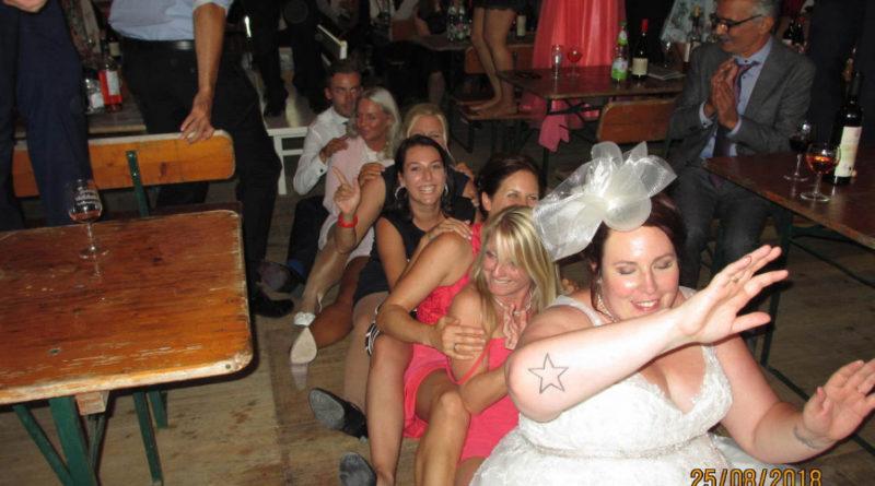 Bobfahrerlied Brautentführung