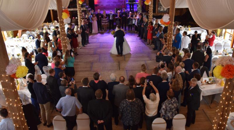 Eröffnungswalzer Hochzeit