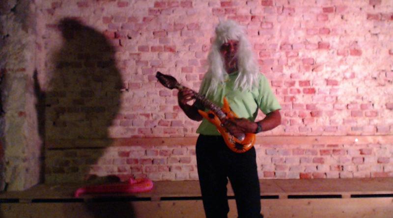Rockmusiker Hubert