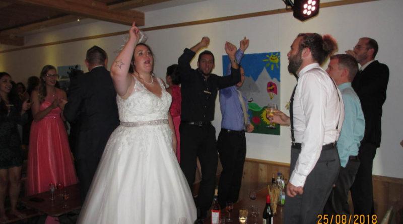 Stimmung Brautentführung
